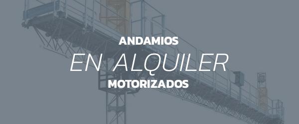Equipos usados Andamios Alquiler