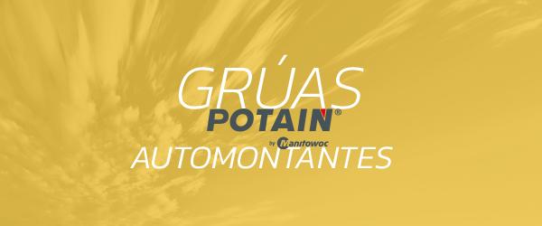 Equipos nuevos - Gruas Automontantes 02