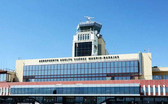 Obras Emblematicas - Aeropuerto Adolfo Suarez Madrid-Barajas