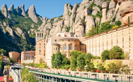 Obras Emblematicas - Catedral Montserrat