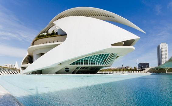 Obras Emblematicas - Palacio de las Artes
