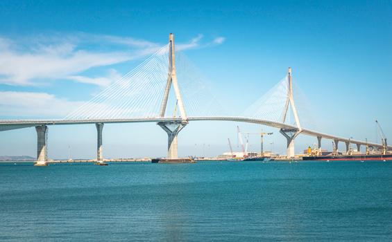 Obras Emblematicas - Puente de Cádiz