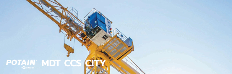 Ibergruas Gama MDT CCS CITY 01